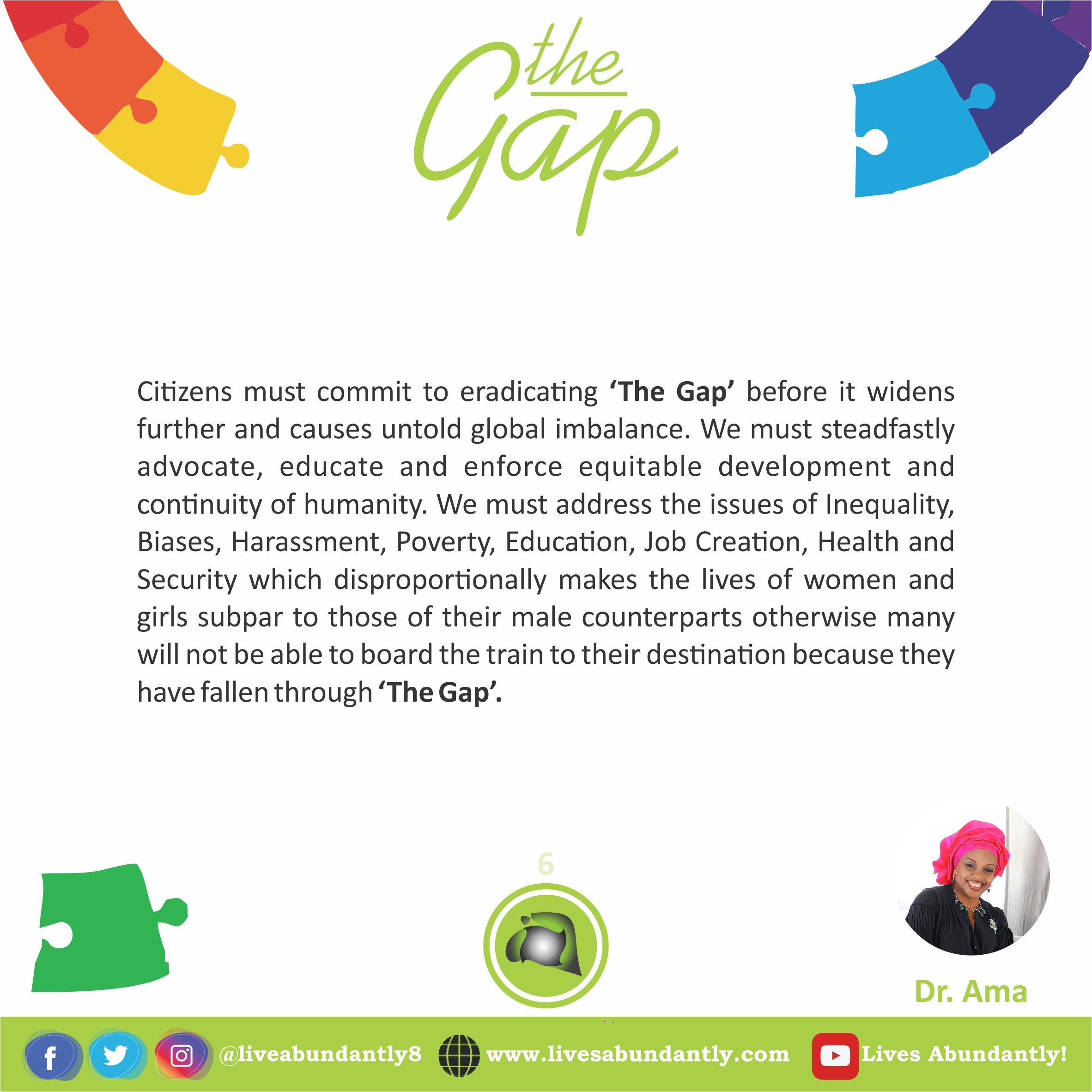The Gap 6