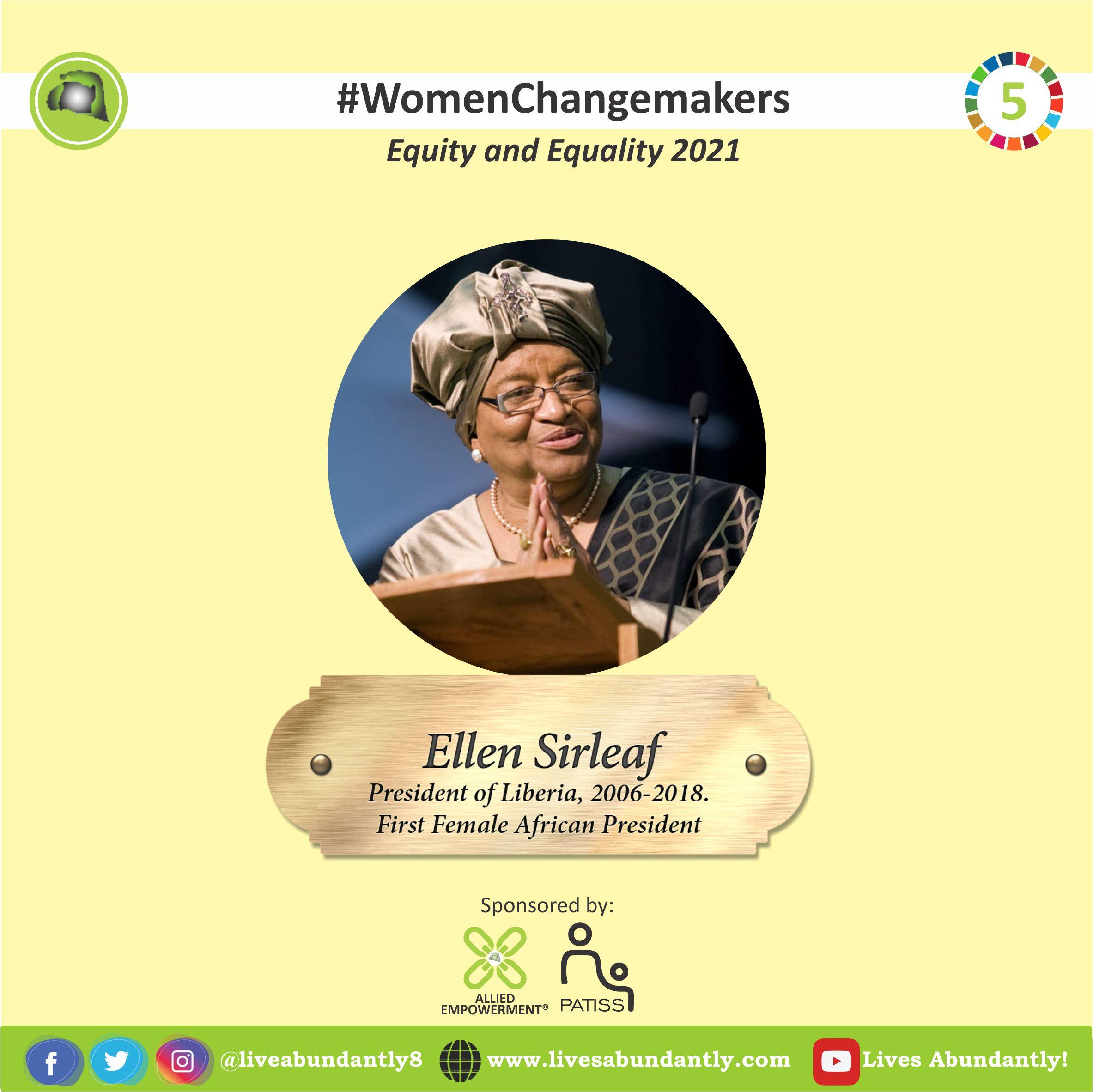 Ellen Sirleaf