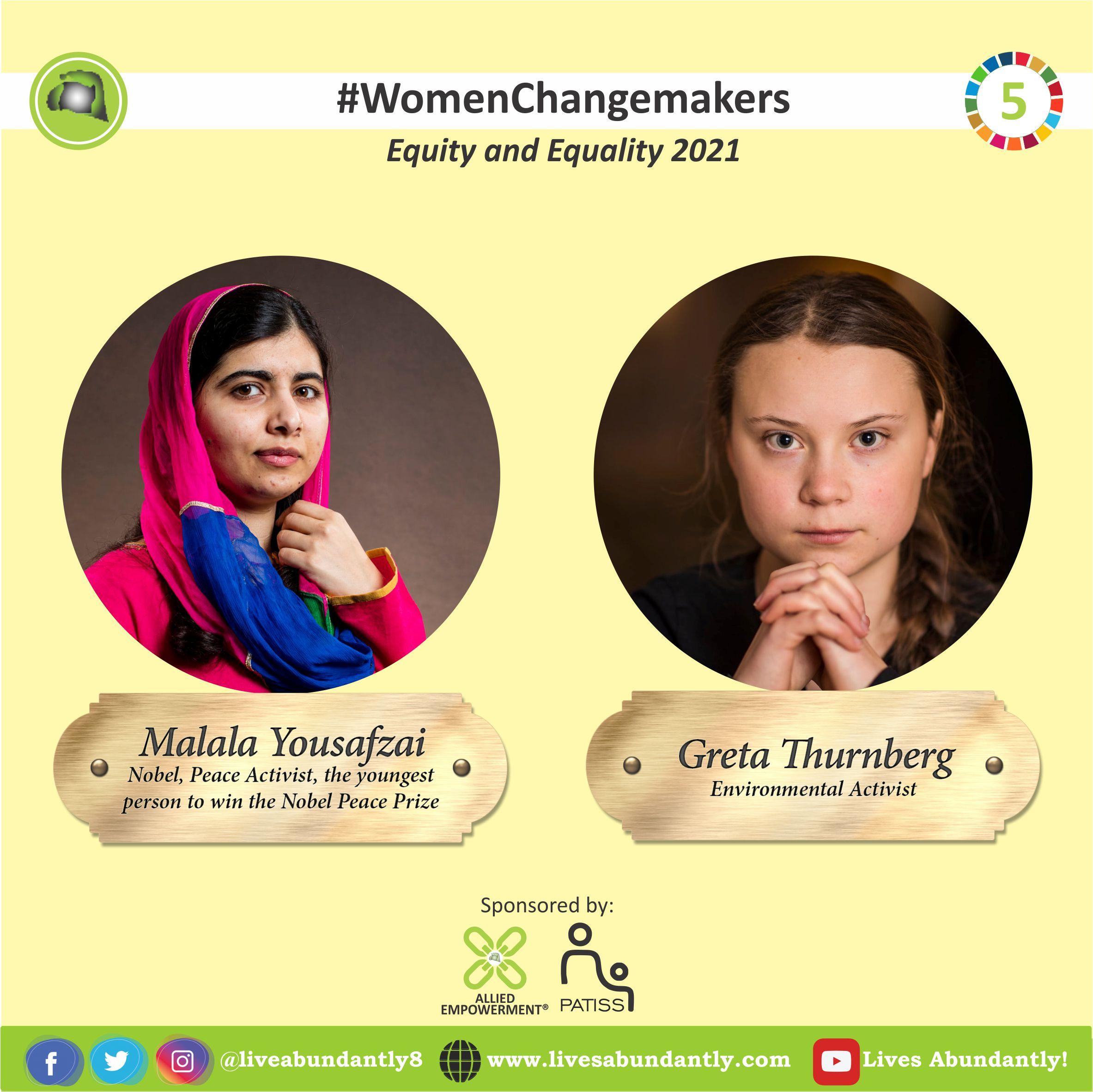 Malala Greta